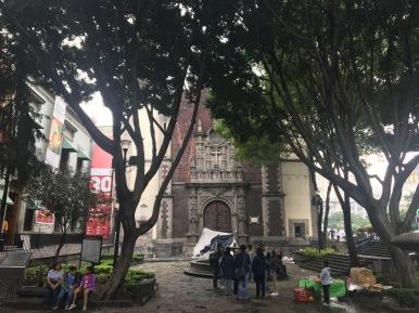 Parroquia de la Santa Veracruz